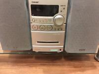 Sony CMT-NEZ3 micro system