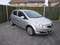 For sale. Vauxhall Corsa 1.3 CDTi 16v Club 5 dr, 57 plate, 90K miles, long MOT £1600