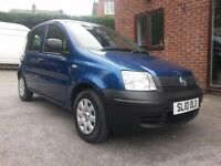 2010 FIAT PANDA DYNAMIC ECO 1.2 PETROL £30 TAX FOR THE YEAR!!!