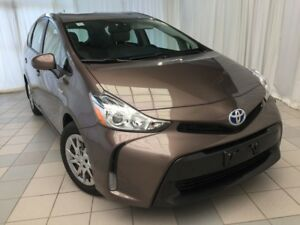 2015 Toyota Prius v 5DR: Low Kms, and Accident Free