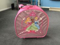 Princess suitcase - Longwell Green