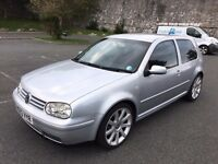 .2004 VOLKSW GOLF GT TDI 150 6SPEED.