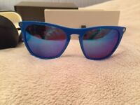 Louis Vuitton blue men's sunglasses