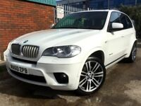 2010 BMW X5 40D 3.0 M-SPORT WITH XDRIVE, LUXURY 7 SEATER