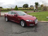 Jaguar xf premium luxury 2.2d 200bhp
