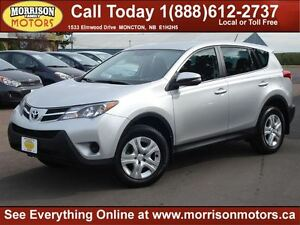 2015 Toyota RAV4 LE AWD, ONLY 43km!