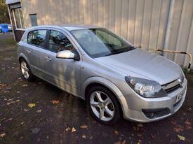 Vauxhall Astra 1.8 Petrol, Full Main Dealer Service History, 3 Months Warranty