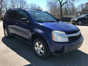 2005 Chevrolet Equinox LS - AWD - SAFETY & WARRANTY INCLUDED