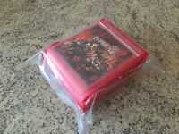 ZOMBICIDE Season 3 Dice Tower - Red NEW