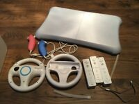 Wii bundle and Fitboard
