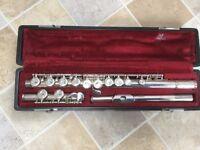 Yamaha YFL221S Silver Plated Flute