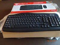 New Microsoft Wireless Keyboard