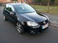 VW VOLKSWAGEN GOLF MK5 GT TDI 140BHP HPI CLEAR FULL SERVICE HISTORY FULL LEATHER MONZA ALLOYS