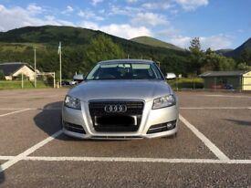 2012 Audi 2.0 TDi Sport.