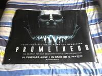 Prometheus Cinema Poster