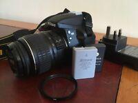Mint | Nikon D3300 | 24.2MP | 1080P 50/60 HD Video | 18-55mm VR Lens