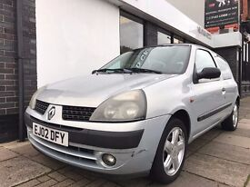 Renault Clio 1.2 16v Extreme 3dr PARTS & LABOUR WARRANTY