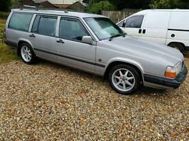 1996 Volvo 940 sports edition