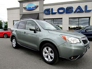 2014 Subaru Forester 2.5i Touring Package PANOR. ROOF , BACK UP