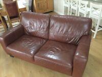Compact Three Seater Sofa