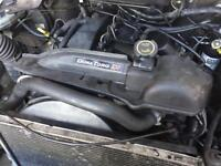 Ford transit mk6 2.4l diesel 125psi complete Engine with all anlarries