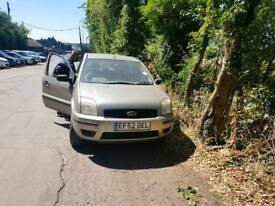 Ford fusion 1.4 tdci 2002 spare or repair
