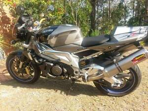 Aprilia in gold coast region qld cars vehicles gumtree 2006 aprilia r1000 tuono fighter mackenzie brisbane south east preview fandeluxe Image collections