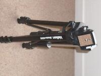 Velbon Heavy Duty Camera Tripod