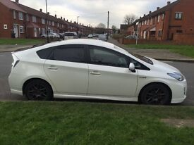 Toyota Prius special edition 10th anniversary 61 plate, 62000 mileage