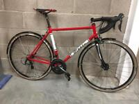 New ribble road bike - medium - new