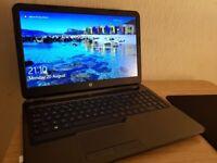 """HP 15.6"""" laptop Exellent conditon"""