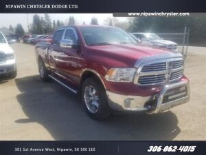 2015 Ram 1500 SLT 2 SETS OF TIRES/RIMS  HEATED STEERING  ACCESOR
