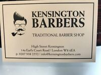 Full time /part time barbers required