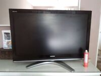 "40""TOSHIBA LCD TV BUILTIN FREEVIEW HDMI PORTS CAN DELIVER"
