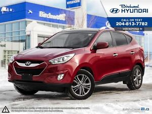 2015 Hyundai Tucson GLS Rear Cam Sunroof *CLEARANCE