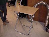 Collapsable table 50cm x 70cm