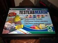 Test marine