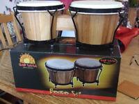 Percussion Bongo Drums