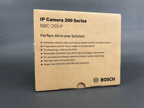 Bosch NBC-255-P IP Camera Kit                 Don