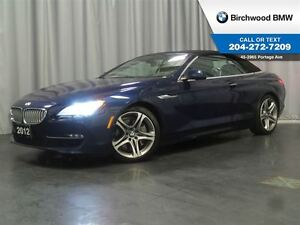 2012 BMW 6 Series 650i Executive Package!