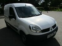 2007 57 RENAULT KANGOO 1.5 TD dCi SL17 70 FULL MOT CD SIDE DOOR PART EXCHANGE SWAPS FINANCE DELIVERY