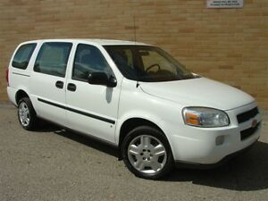 2009 Chevrolet Uplander Cargo. V6 Automatic! Loaded!