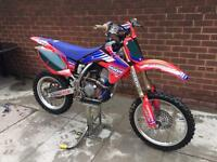 Honda Crf 150 not yz kx cr 85
