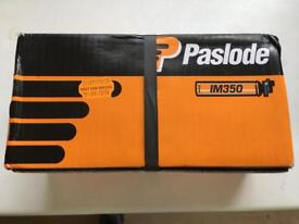 Paslode smooth 1100 x 3,1x90mm and Gas