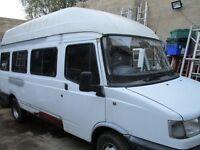 ldv camper motor home ONLY 46000 MILES