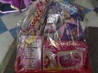 Barbie basket