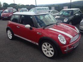 Mini Cooper 2003 for sale ***full service history***