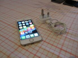 Apple iPhone 5s - 16GB - Space Grey unlocked to all network