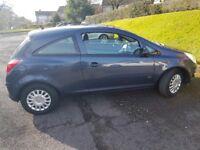 2008 Vauxhall Corsa 1.2 Petrol manual, 3 door hatchback , LOW MILEAGE , Not polo fiesta micra fabia