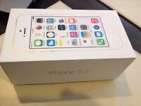 I PHONE 5S 16 GB UNLOCKED GOLD
